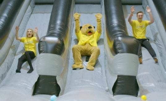 Inflatable Fun – Adults Only!