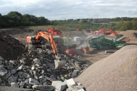 Challonsleigh Recycling Facility