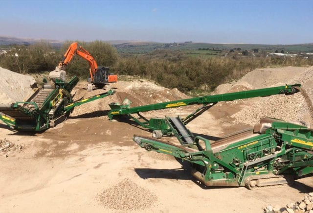 Recycling & Waste Management, recycled concrete, concrete recycling, Crushed Concrete, Pipe Bedding, Recycled Aggregate, concrete aggregate, concrete recycling, Recycled concrete aggregate Recycled concrete, Washed clean stone, sharp sand, soft sand, pipe bedding, Plymouth, Torquay, Taunton, Newquay, Exeter, Exmouth, Devon, Paignton, Cornwall.