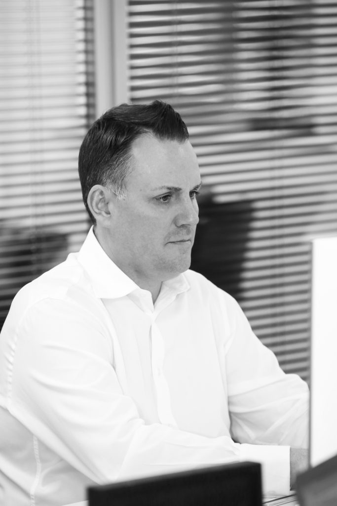 Mark Hawkins Managing Director