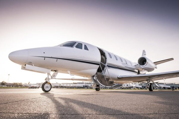 Private jet music tours